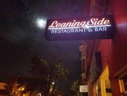 The Leaning Side Restaurant & Bar