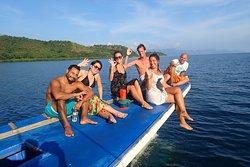科隆趣味阳光潜水之旅
