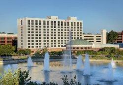 Marriott Hotel Newport News at City Center