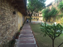 A hidden heritage fort