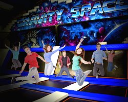 Gravity Space Trampoline Park