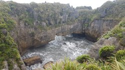 Waipu Pancakes Rocks