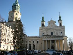 The Metropolitan Cathedral of St. John the Baptist and John the Evangelist