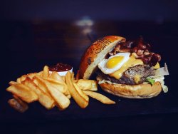 Orso Hamburgeria Pub