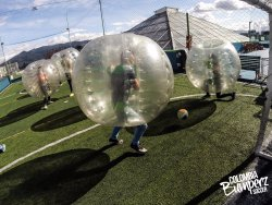 Bumperz Colombia - Bubble Soccer