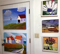 Mast Cove Galleries