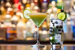 Inventive cocktails