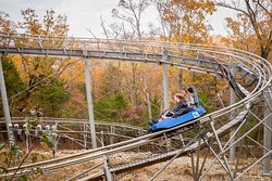 Runaway Mountain Coaster at Branson Mountain Adventure Park