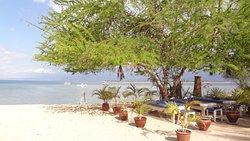 Hotel en pleno paraíso marino