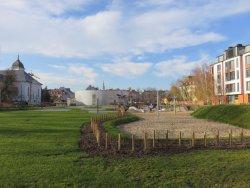 Plac Zabaw - Park Stare Koryto Warty Poznan