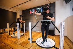 Limitless Virtual Reality