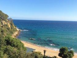 Playa de Santa Cristina