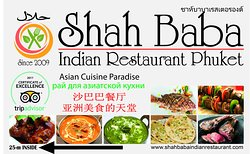 Shah Baba Indian Restaurant