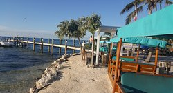 Great lunch stop about halfway from Miami and Key West