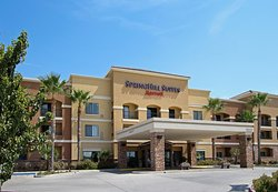 SpringHill Suites Madera