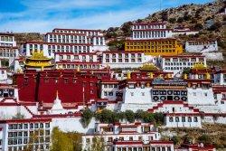 Ganden (Gandain Kloster)