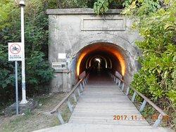 旗津星空隧道
