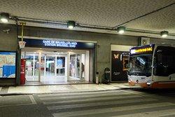 Hotel near the Midi station