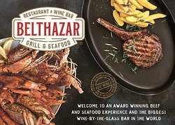 Belthazar Restaurant and Wine Bar