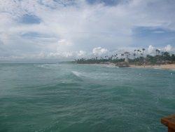 La mejor playa de la zona Dominicus