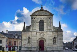 Trinity Abbey (Abbey de la Trinite)