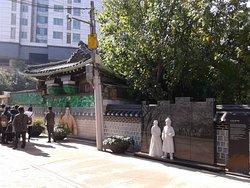 Sanghwa Yi's Old House