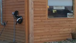 Free EV charging for guests