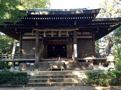 Okusawa Shrine