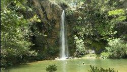 Cachoeiras de Carrancas, Cascalho, Pocinho e Cruzado