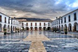 Plaza Porticada de Berja