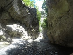 Holta Canyon