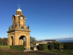 South Cliff Clock Tower