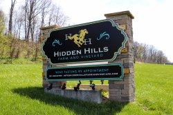 Hidden Hills Farm & Vineyard