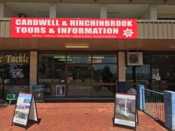 Cardwell & Hinchinbrook Tours