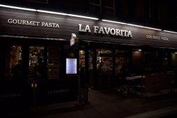 La Favorita Restaurant Leith Walk