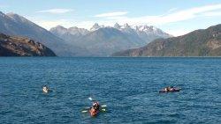 Kayak Lago Puelo