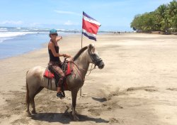 The Riding Adventure - Rancho Savegre