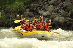 Armonia Rafting