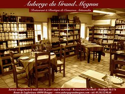 Auberge du Grand Megnos