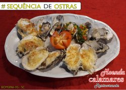 Moenda Calamares Restaurante Bombinhas - SC