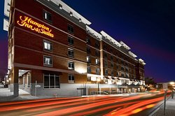 Hampton Inn & Suites Raleigh Downtown