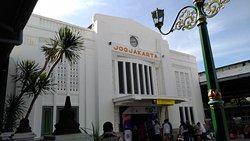 Yogyakarta Station