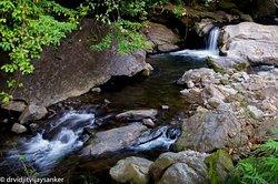 Meenvallam Water Falls