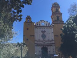 Ex Convento Franciscano San Juan Bautista
