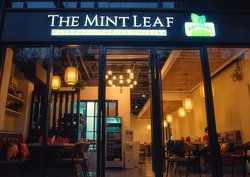 The Mint Leaf