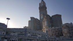 Abraj Al-Bait Tower, Also known as Makkah Royal Clock Tower