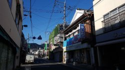 Ureshino Onsen District Main Street