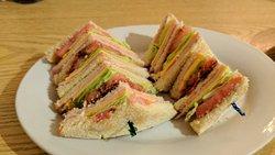 The club sandwich.