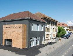 Unser wunderschönes Restaurant direkt am Bahnhof in Hasle b. Burgdorf.