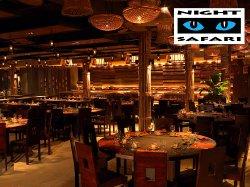 Ulu Ulu Safari Restaurant